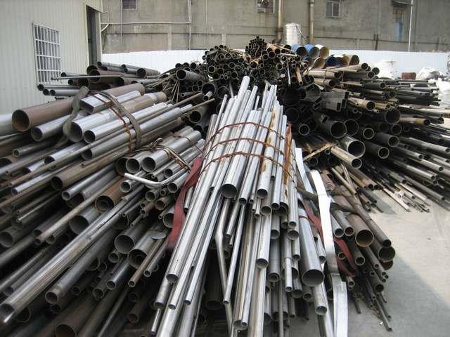 304 Steel Pipe Scrap